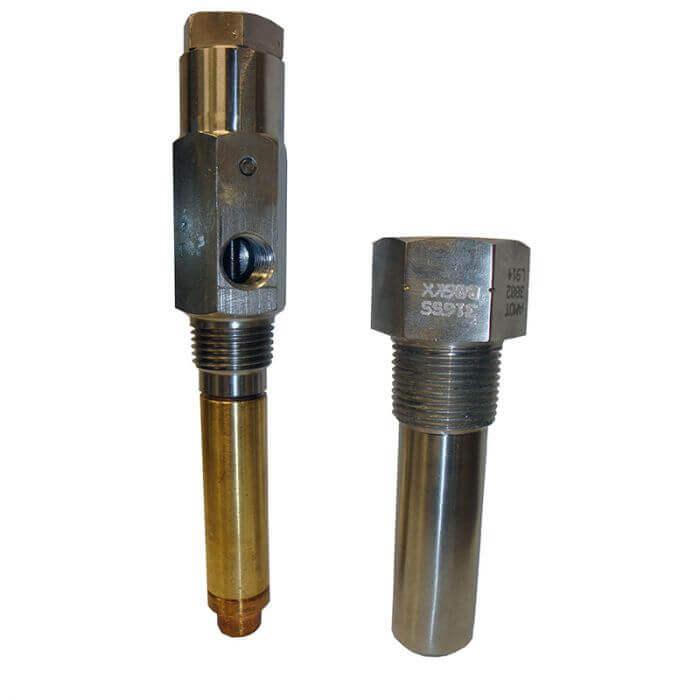 Thermostatic 2-Way Control Valves