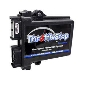 ThrottleStop Overspeed System