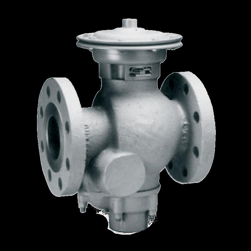 Air/Gas Control Valves